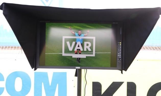 Три стадіони в Україні обладнали відповідно до технічних вимог VAR