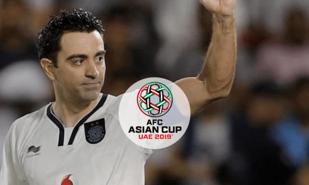 Хаві просто взяв і передбачив майже весь плей-оф Кубку Азії. ФОТО