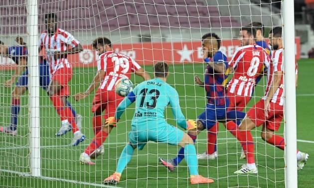 Барселона – Атлетіко 2:2. Огляд матчу