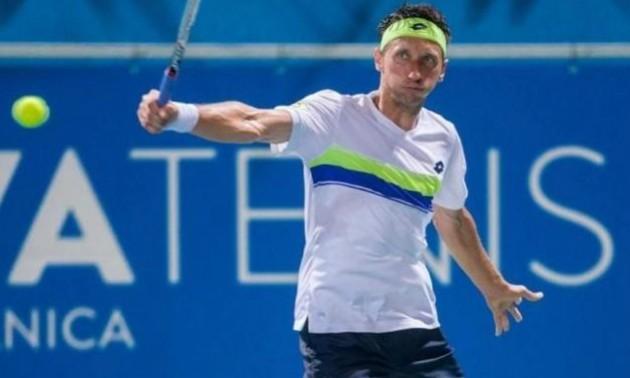 Стаховський не зміг пробитися у півфінал турніру в Братиславі
