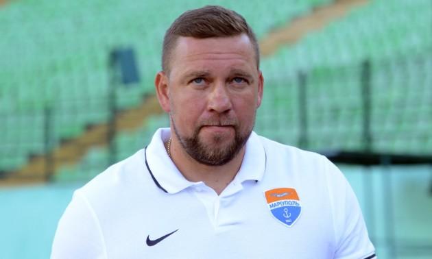 Бабич відреагував на чутки про зміну тренера у Маріуполі