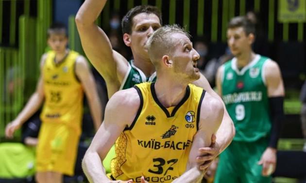 Київ-Баскет розгромив Запоріжжя у півфіналі Суперліги