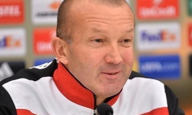 Григорчук: Мрію пограти в групі Ліги чемпіонів