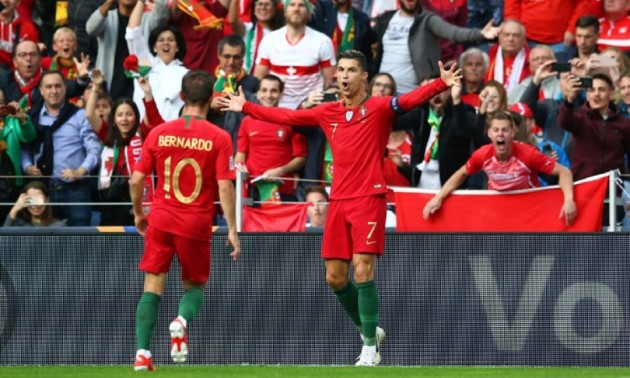 Португалія – Люксембург 3:0. Огляд матчу