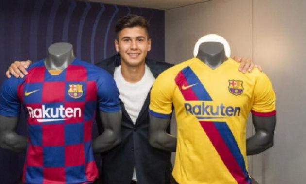 Барселона підписала аргентинського таланта