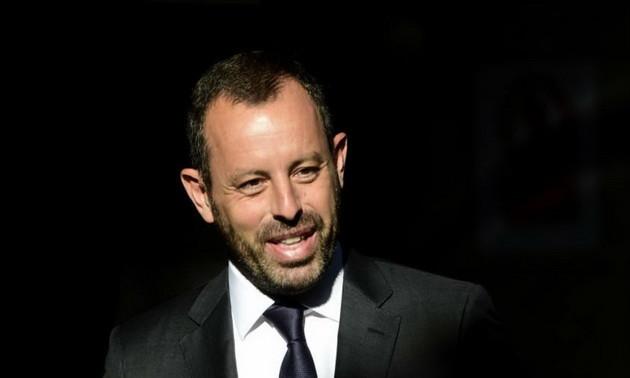 Екс-президент Барселони вийшов із в'язниці