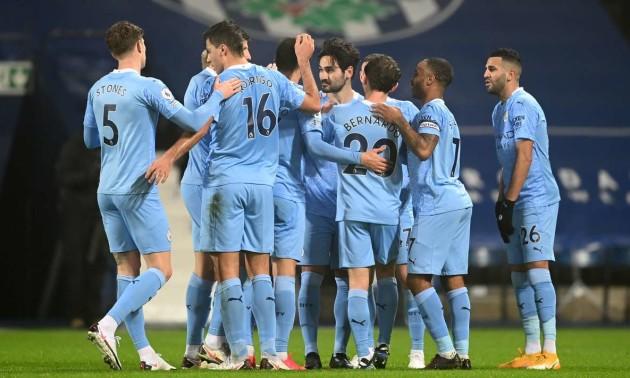Вест Бромвіч - Манчестер Сіті 0:5. Огляд матчу
