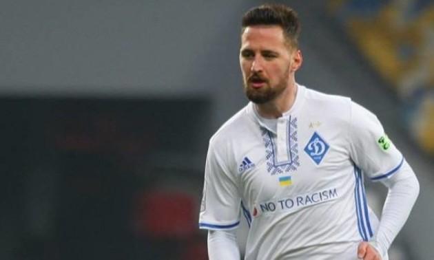 Захисник Динамо отримав виклик до національної збірної