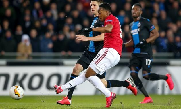 Брюгге – Манчестер Юнайтед 1:1. Огляд матчу Ліги Європи