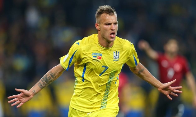 Збірна України - збірна Естонії: відео голів і огляд матчу