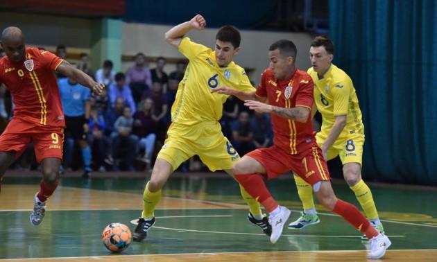 Збірна України програла Румунії у контрольному матчі