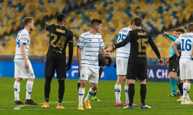Яковенко назвав переломний момент у матчі Динамо - Барселона