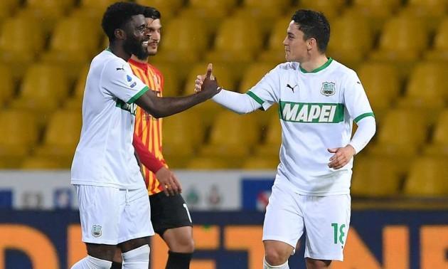 Беневенто - Сассуоло 0:1. Огляд матчу