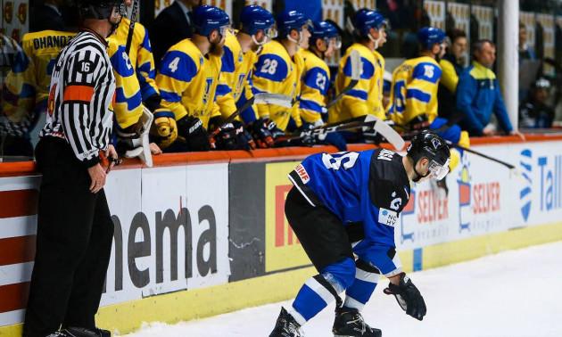 Збірна України на турнірі в Естонії стартує матчем з Литвою