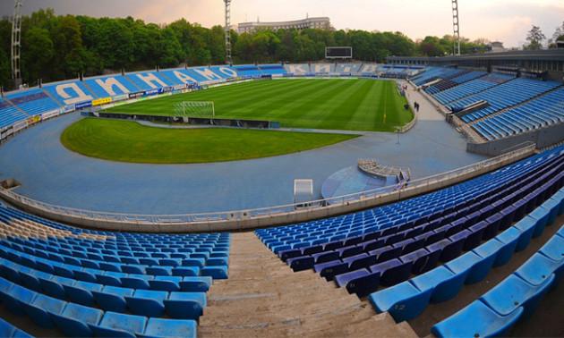 Динамо зустрінеться з Рухом на стадіоні ім. Лобановського