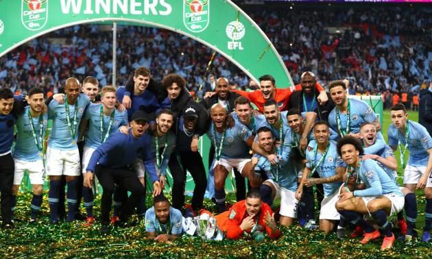 Манчестер Сіті із Зінченком обіграв Челсі у фіналі Кубка ліги