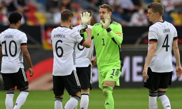 Став відомий розмір преміальних збірної Німеччини у разі перемоги на Євро-2020