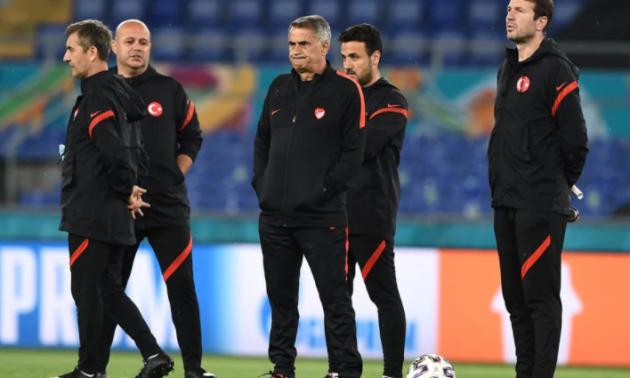 Тренер Туреччини: Я поважаю Італію, але ми приїхали за перемогою