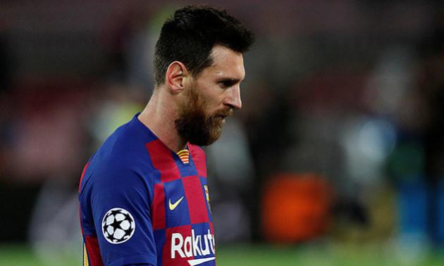 Мессі дізнався термін дискваліфікації за червону картку у фіналі Суперкубку Іспанії