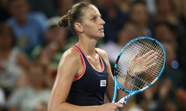 Плішкова стала останньою півфіналісткою Australian open