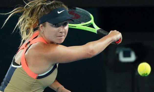 Світоліна отримала перший номер посіву на турнірі у Дубаї