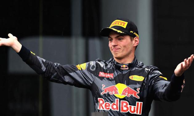 Ферстаппен здобув поул на Гран-прі Бразилії