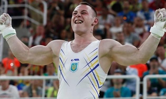 Українські гімнасти виграли 5 нагород на Кубку світового виклику