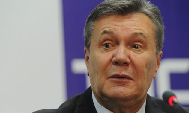 Екс-президент Янукович отримав тяжкі травми, граючи в теніс