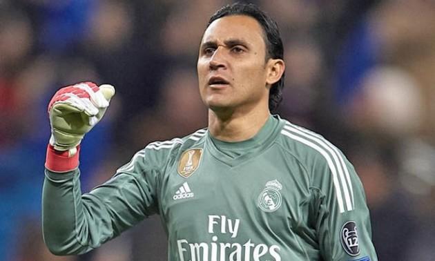 Навас попросив Реал виставити його на трансфер