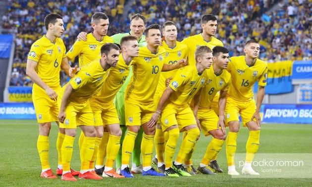 Збірна України в двох кроках від чемпіонату Європи. Прогноз Parimatch