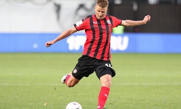 Колишній гравець Олександрії змінив клуб у Росії