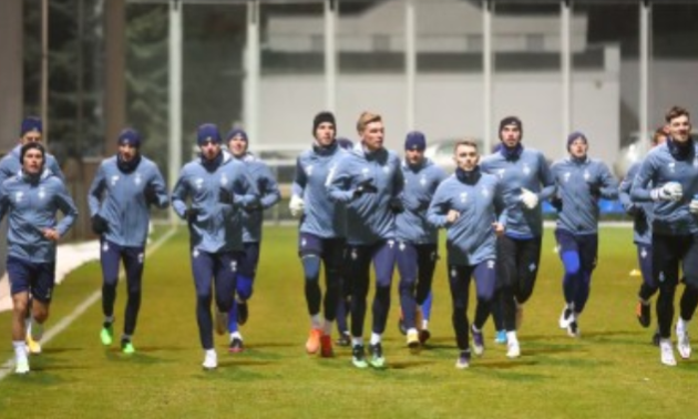 Сідклей і Кадірі повернулися у Динамо