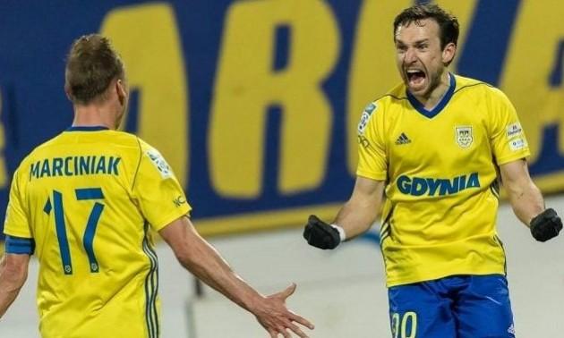 Колишній гравець Динамо покинув польський клуб