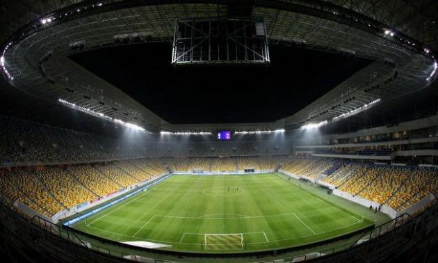 Матч Україна - Сербія можуть перенести з Львова