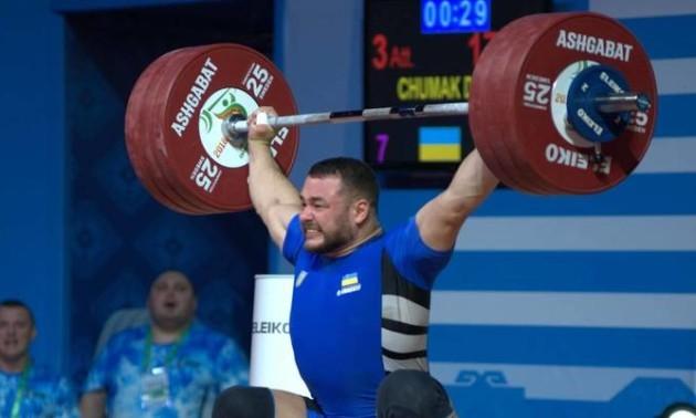 Гімн України в Москві. Чумак виграв чемпіонат Європи