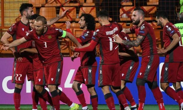 Збірна Вірменії вирвала перемогу у Румунії в кваліфікації ЧС-2022