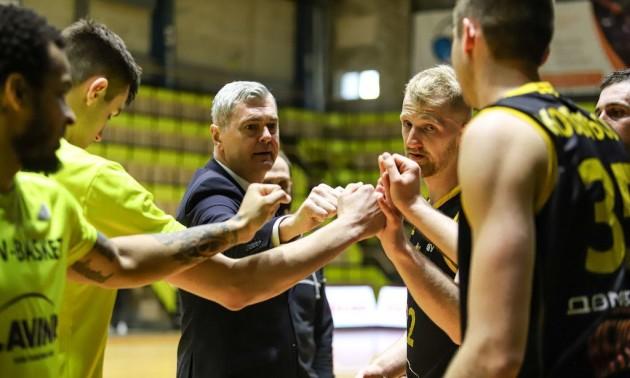 Київ-Баскет достроково виграв регулярний чемпіонат Суперліги