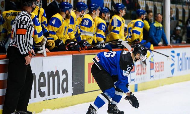 Затверджено остаточний склад збірної України на турнір в Естонії