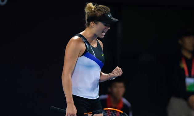 Світоліна вперше в сезоні перемогла Кенін і пробилася в чвертьфінал China Open