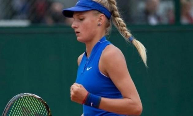 Ястремська вперше в кар'єрі вийшла у півфінал турніру WTA