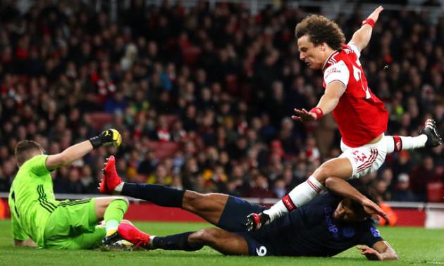 Арсенал - Евертон 3:2. Огляд матчу