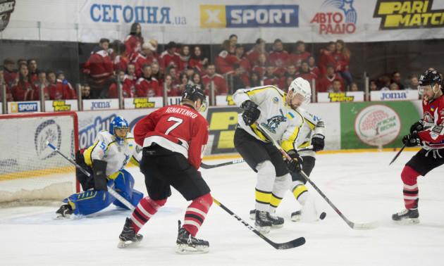 Донбас став чемпіоном Української хокейної ліги
