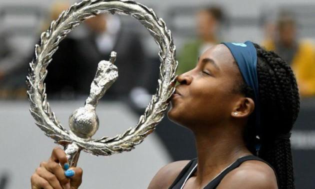 15-річна американка сенсаційно виграла турнір в Австрії