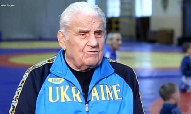 При німцях батько працював бургомістром 11 сіл. Олімпійський чемпіон Іван Богдан пригадав життя свого села в німецькій окупації