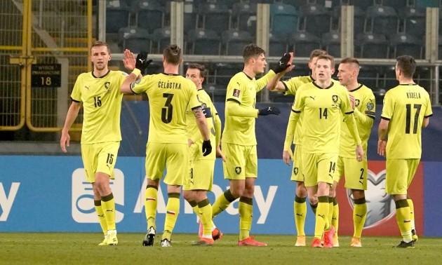 Естонія - Чехія 2:6. Огляд матчу
