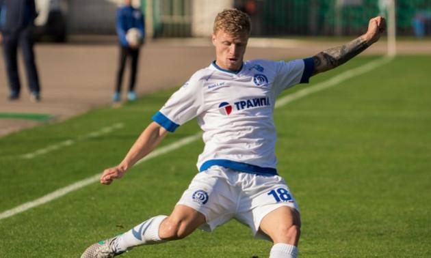 Білоруський клуб орендує гравця київського Динамо