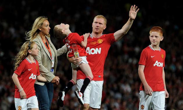 Дружина легенди Манчестер Юнайтед пішла з дому