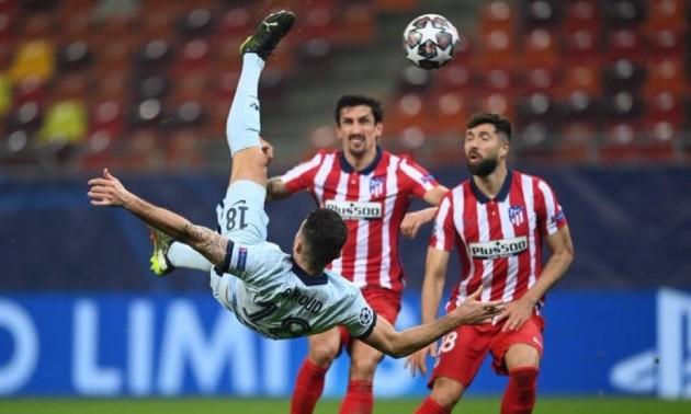 Атлетіко - Челсі: огляд матчу 1/8 фіналу Ліги чемпіонів