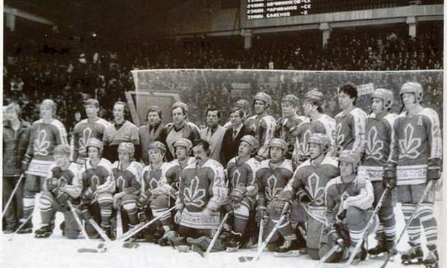 35 років тому київський Сокіл єдиний раз в історії виграв медалі чемпіонату СРСР