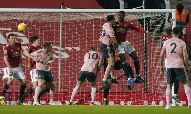 Манчестер Юнайтед - Шеффілд Юнайтед 1:2. Огляд матчу